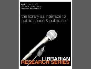 library as interface