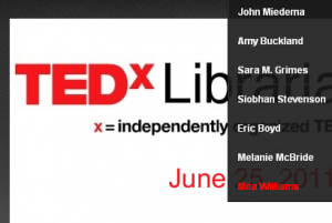 TEDxLibrarians